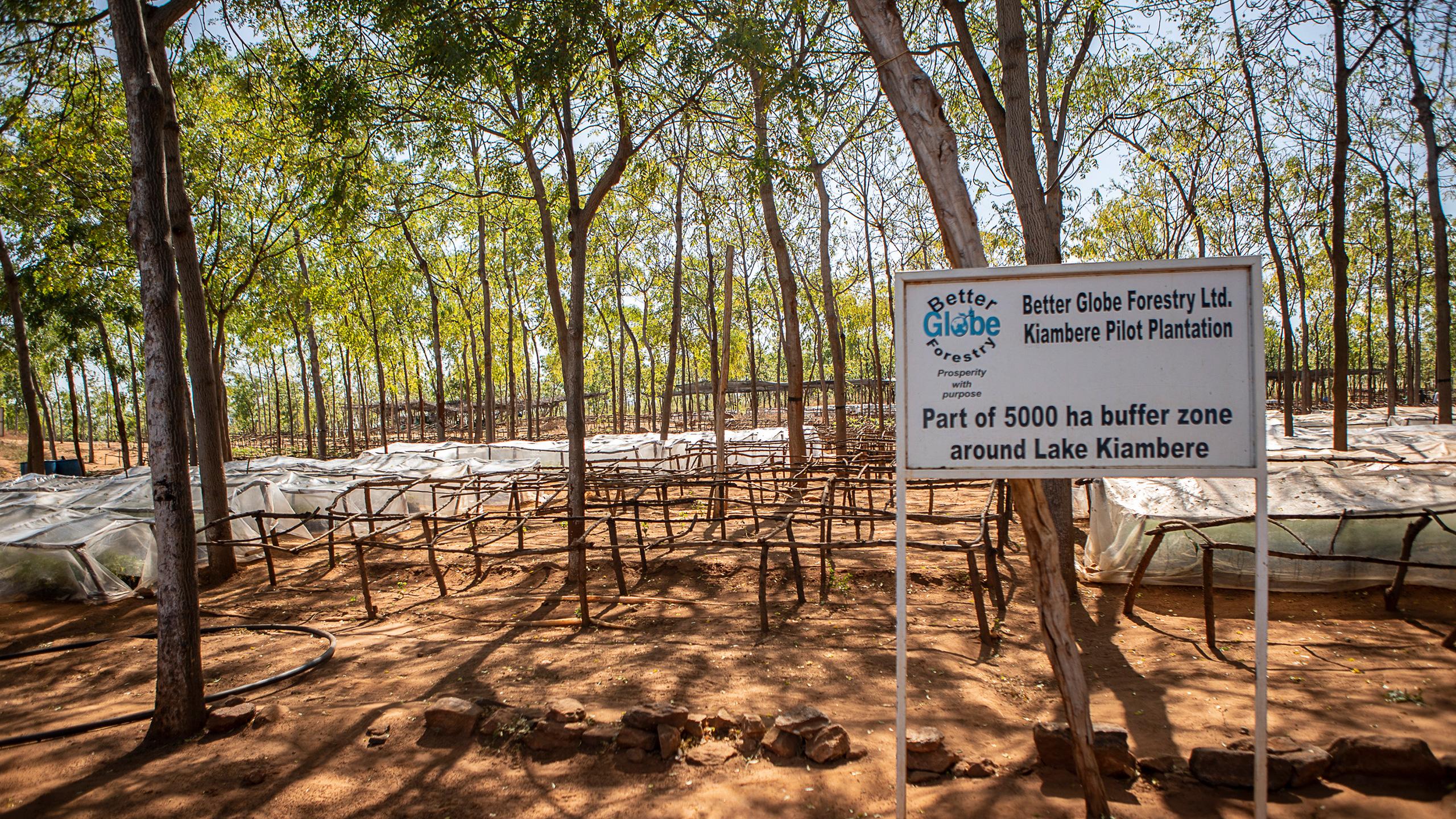 Bilder fra Kiambere 2018