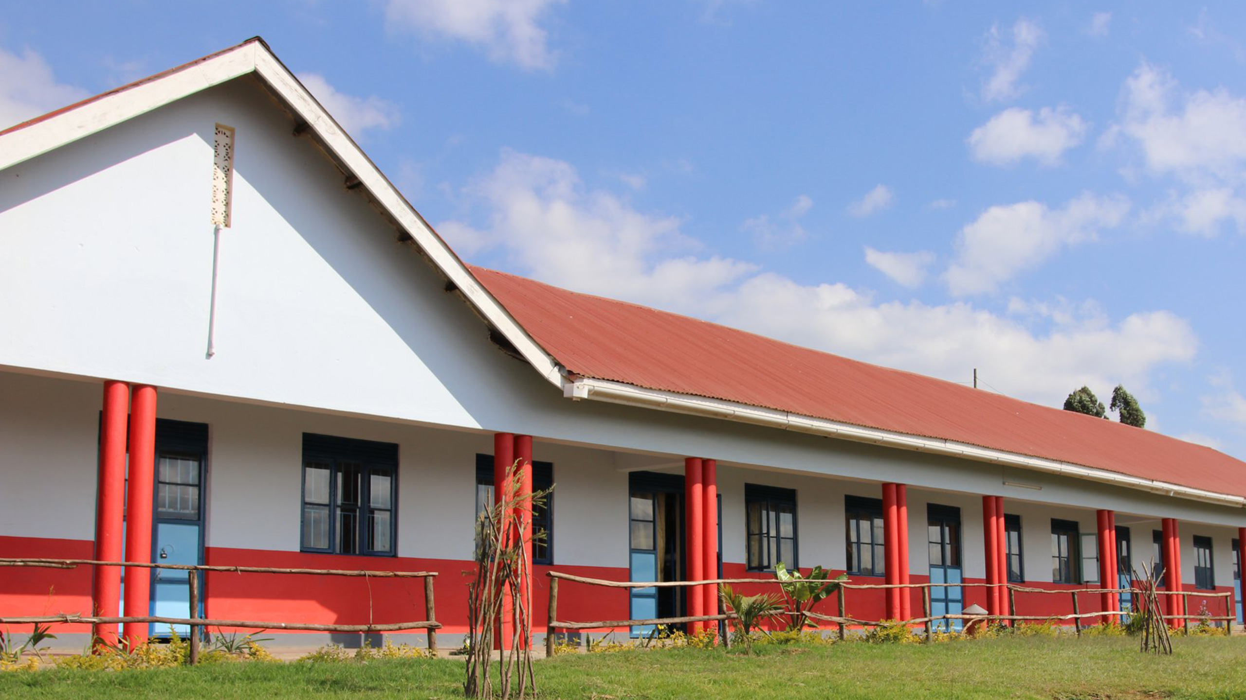 Besøk på en secondary school